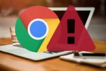 Google Chrome瀏覽器跳出更新字型 暗藏病毒