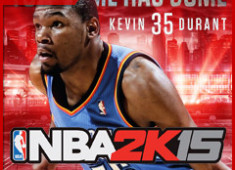 《NBA 2K15》中文一般版(數位下載版)限時(春季特惠) NT 473 元