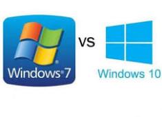 (作業系統)我作業系統應該用Win7還是Win10?
