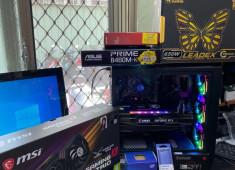 逢甲-買電腦組裝電腦 i5-10400F,3060Ti