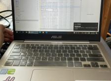 【台中西屯電腦維修】ASUS筆電ViviBook S14 ,硬碟容量爆掉,怎麼辦?(無尾熊電腦)
