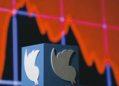 推特用戶成長停滯 營收預估未達標