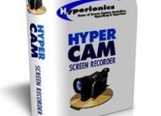 HyperCam 免費螢幕畫面錄影軟體,清晰 AVI 檔+連聲音! 無尾熊超推薦
