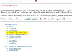 Memtest86+ 記憶體測試軟體使用教學(V5.01 USB隨身碟版)