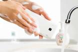 日本發表可沖洗手機 手機弄髒用肥皂洗