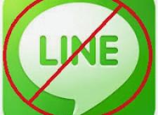 大陸LINE疑被封鎖