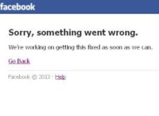 臉書全球大當機 媒體虧:到外面聊天吧