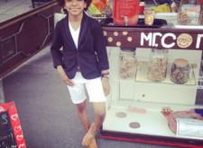 9歲商業天才男童 成為餅乾公司CEO
