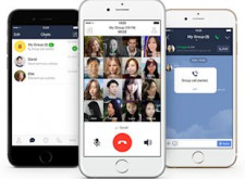 LINE推新功能200人群組通話 台灣再等等